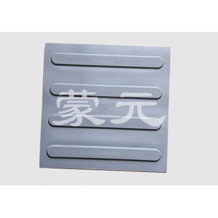 深灰色塑胶盲道板价格