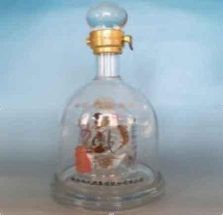 玻璃工艺酒瓶