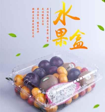 一次性水果吸塑盒