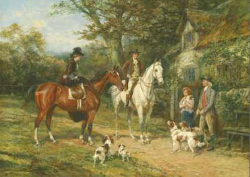 欧式古典油画