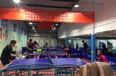 北京弘翔乒乓