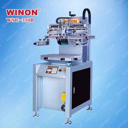 东莞荣龙丝印机精密平面丝印机
