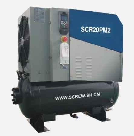 油冷永磁变频螺杆空气压缩机