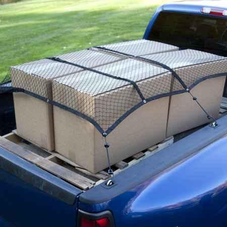 汽车后备箱固定网袋