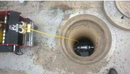 管道CCTV机器人检测