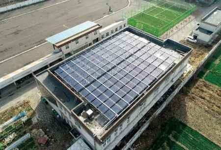 北京真空管热水系统工程