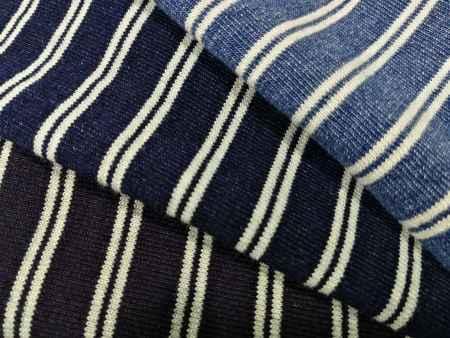 江苏常州丛零针织牛仔—彩条汗布公司