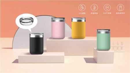 深圳红帕MINI降温杯产品优势