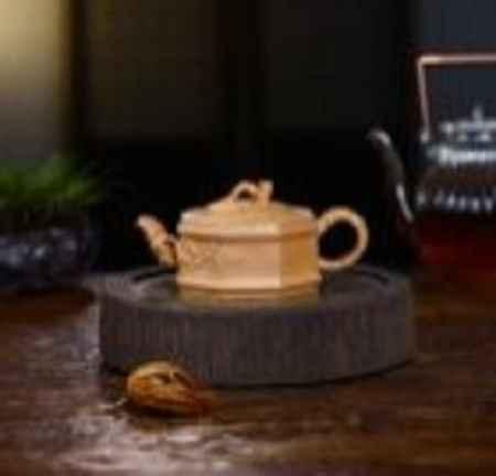 亿人茗器《竹节》紫砂壶