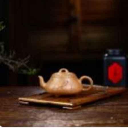 亿人茗器《汉棠石瓢》紫砂壶价格